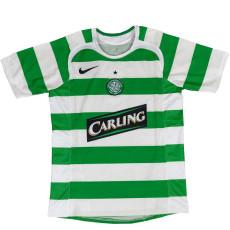 2005-2006 Celtic Home Retro Soccer Jersey