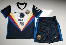 2020 Club America Away Kids Soccer Jersey