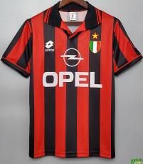 1996-1997 ACM Home Retro Soccer Jersey