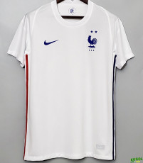 2020 France Away 1:1 Fans Soccer Jersey
