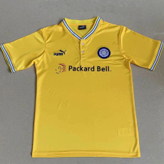 2000 Leeds United Away Retro Soccer Jersey