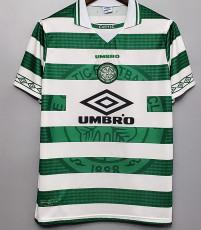 1998-1999 Celtic Home Retro Soccer Jersey