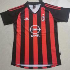 2002-2003 ACM Home Retro Soccer Jersey