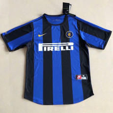 1999-2000 INT Home Retro Soccer Jersey