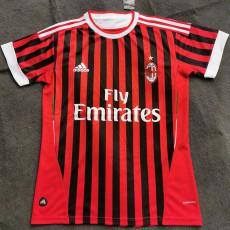 2011-2012 ACM Home Retro Soccer Jersey