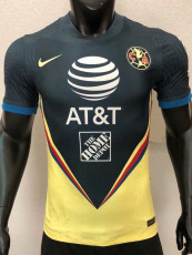 2020 Club America Home Player Version Soccer Jersey