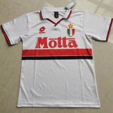 1993-1994 ACM Home Retro Soccer Jersey