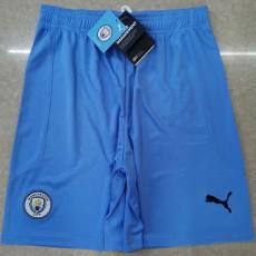 20-21 Man City Third Shorts Pants