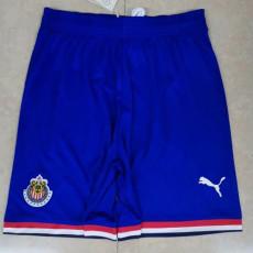 20-21 Chivas Away Blue Shorts Pants