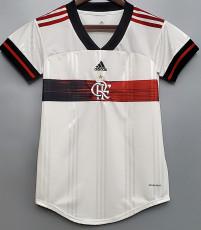 2020 Flamengo Away Women Soccer Jersey