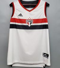 2020 Sao Paulo Home Basketball Jersey