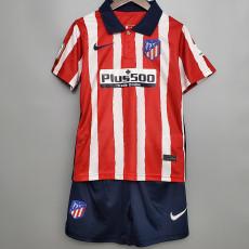 20-21 ATM Home Kids Soccer Jersey