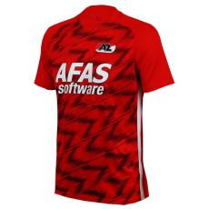 20-21 AZ Alkmaar Home Fans Soccer Jersey