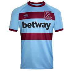 20-21  West Ham Away Fans Soccer Jersey