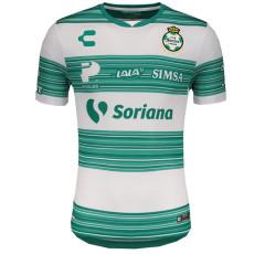 20-21 Santos Laguna Home Fans Soccer Jersey