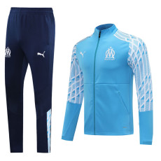 20-21 Marseille Sky Blue Jacket Tracksuit