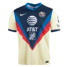 2020 Club America Home Fans Soccer Jersey