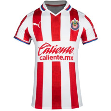 20-21 Chivas Home Women Soccer Jersey