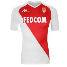 20-21 Monaco Home Fans Soccer Jersey