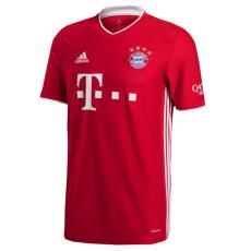 20-21 Bayern 1:1 Home Fans Soccer Jersey