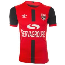 20-21 EA Guingamp Home Fans Soccer Jersey