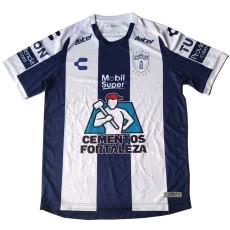 20-21 Pachuca Home Fans Soccer Jersey