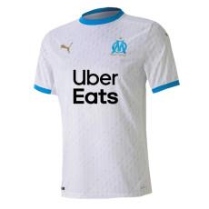 20-21 Marseille 1:1 Home Fans Soccer Jersey