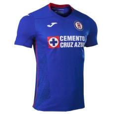 20-21 Cruz Azul Home Fans Soccer Jersey