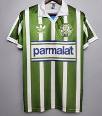 1992-1993 Palmeiras Home Retro Soccer Jersey