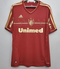 2012 Fluminense Home Retro Soccer Jersey