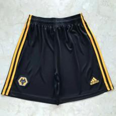 20-21 Wolves Home Shorts Pants