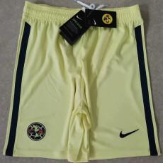 2020 Club America Home Shorts Pants