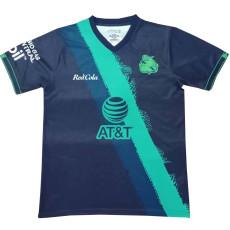 20-21 Club Puebla Away Fans Soccer Jersey