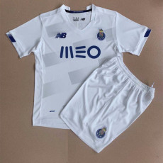 20-21 Porto Third Kids Soccer Jersey