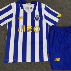 20-21 Porto Home Kids Soccer Jersey