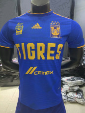 20-21 Tigres UANL Away Player Version Soccer Jersey