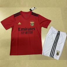 20-21 Benfica Home Kids Soccer Jersey