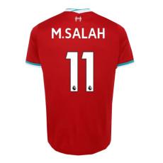 M.SALAH #11 LIV 1:1 Home Fans Soccer Jersey 2020/21LIV