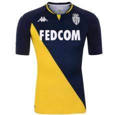 20-21 Monaco Away Fans Soccer Jersey