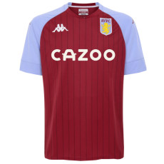 20-21 Aston Villa 1:1 Home Fans Soccer Jersey