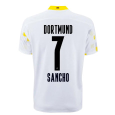 SANCHO 7# Dortmund Third Fans Soccer Jersey 2020/21