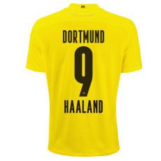 HAALAND #9 Dortmund 1:1 Home Fans Soccer Jersey 2020/21