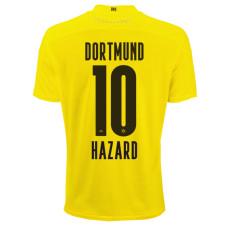HAZARD #10 Dortmund 1:1 Home Fans Soccer Jersey 2020/21