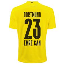 EMRE CAN #23 Dortmund 1:1 Home Fans Soccer Jersey 2020/21