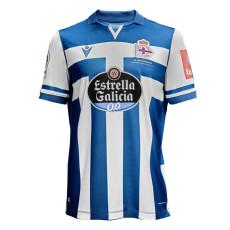 20-21 La Coruna Home Fans Soccer Jersey
