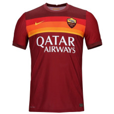 20-21 Roma 1:1 Home Fans Soccer Jersey