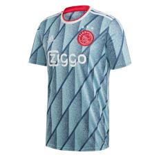 20-21 Ajax 1:1 Away Fans Soccer Jersey