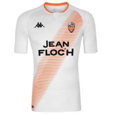 20-21 Lorient Away Fans Soccer Jersey