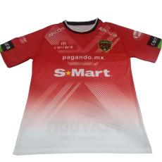 20-21 JUAREZ Red Fans Soccer Jersey