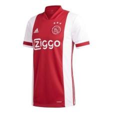 20-21 Ajax 1:1 Home Fans Soccer Jersey